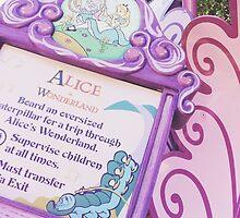 Alice by disneywithbella