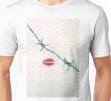 dangerous kiss Unisex T-Shirt