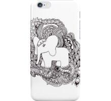 The Little Elephant iPhone Case/Skin