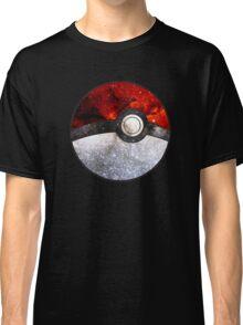 Pokeball Galaxy Classic T-Shirt