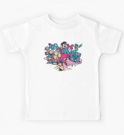 Super Smash League Kids Tee
