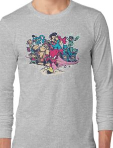 Super Smash League Long Sleeve T-Shirt