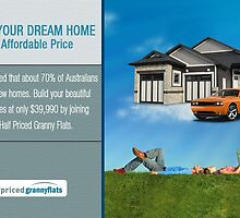 Build Your Dream Home at Affordable Price by halfpricedgrany