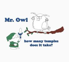 How Many Temples? by DangeRuss