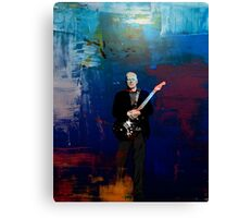 David Gilmour Castellorizon Canvas Print