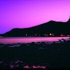 Fly Away In The VIOLET Sky by Kuzeytac