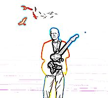 David Gilmour The Wireman by giltour