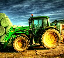 Tractor by m4rtys