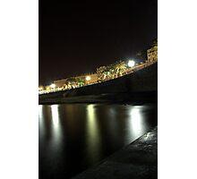 Nice French riviera Photographic Print