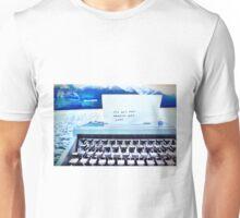 Winter wanderer Unisex T-Shirt