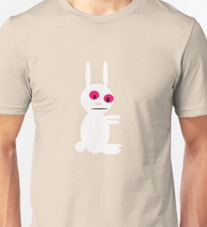 hello bunny Unisex T-Shirt