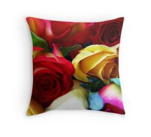 The begining of Love Throw Pillow
