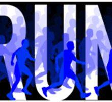 Runners Sticker