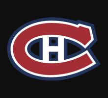 montreal canadiens heart by Whisher