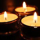 xmass candle by olivier bareau