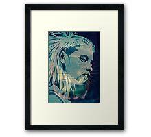 Yolandiblue Framed Print
