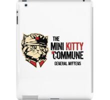 Great Leader - General Mittens iPad Case/Skin
