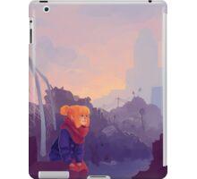 Junkyard Morning iPad Case/Skin