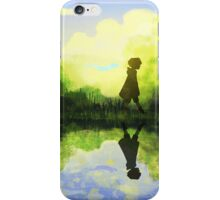 Afternoon Reflection iPhone Case/Skin