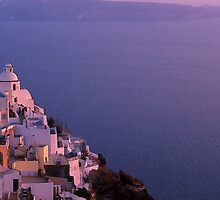 Santorini, Greece by fauselr