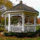 Home Town Gazebo by Gillwho