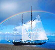Sailing Away... by sunshine0