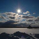 Roadside lake by zachdier