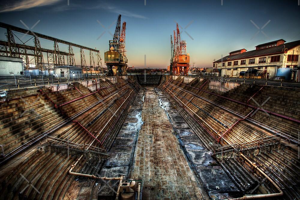 Dry Dock by Ben Pacificar