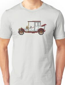The king classic car Unisex T-Shirt