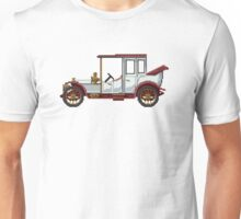 The king classic car Unisex T-Shirt