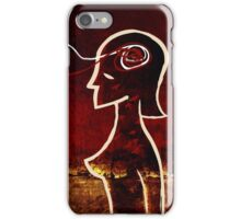 We're in this together - Woman (diptych) iPhone Case/Skin