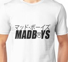Mad Boys Logo 4 Unisex T-Shirt