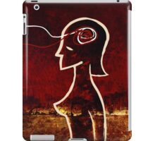 We're in this together - Woman (diptych) iPad Case/Skin