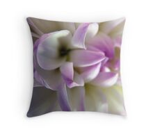 Come Closer So I Can Whisper In Your Ear Throw Pillow