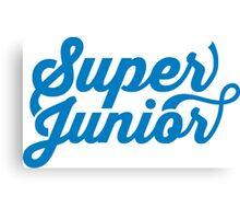 Super Junior Canvas Print