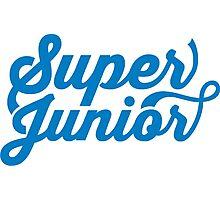Super Junior Photographic Print