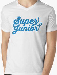Super Junior Mens V-Neck T-Shirt