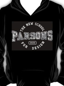 Parsons - the new school for design T-Shirt