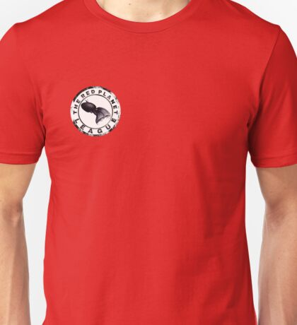 The Red Planet League Unisex T-Shirt