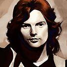 Van Morrison by Brad Collins