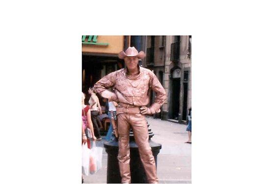 Howdy Cowboy! by Ravenmoonstone