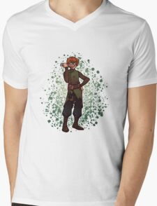 Roliana NPC - Franz Mens V-Neck T-Shirt