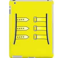 Freddie Mercury Yellow Jacket Tee iPad Case/Skin