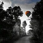 Ballooning over Augusta by dbschanck