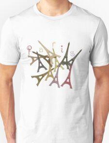Love Paris Unisex T-Shirt
