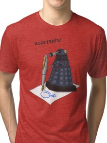 Dalek Hobbies | Dr Who Tri-blend T-Shirt