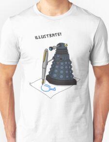 Dalek Hobbies | Dr Who Unisex T-Shirt