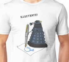 Dalek Hobbies | Dr Who Unisex T-Shirt
