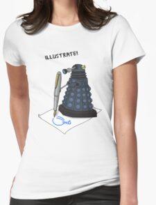 Dalek Hobbies | Dr Who Womens T-Shirt