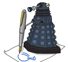 Dalek Hobbies | Dr Who by mrkyleyeomans